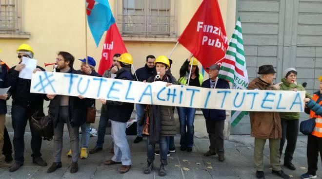 Ministero e ispettorato del lavoro, mobilitazione in tutto il Lazio