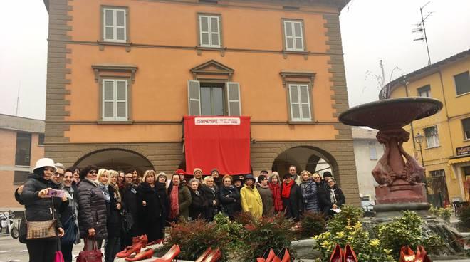 No alla violenza sulle donne, iniziativa a Cavriago
