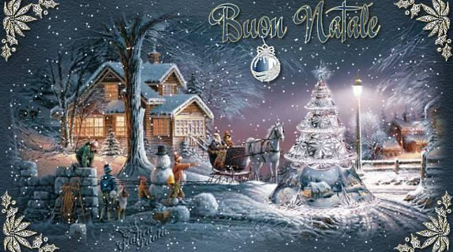 Immaggini Di Buon Natale.Buon Natale A Tutti I Lettori Di Reggio Sera Reggiosera