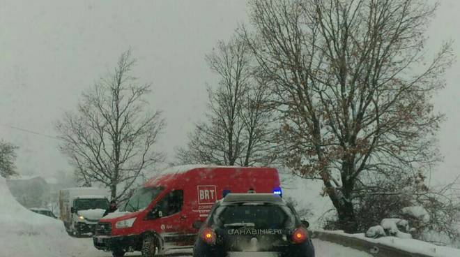 Chiusi alcuni tratti delle autostrade in Emilia-Romagna per pioggia ghiacciata