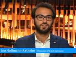 Leo Hoffmann-Axthelm, premio Nobel per la pace 2017