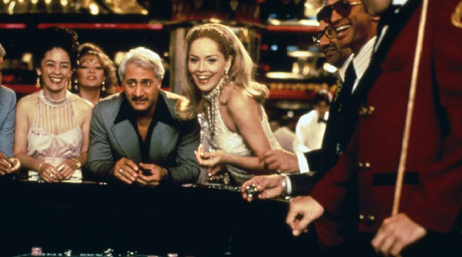 "Sharon Stone in ""Casinò"" di Martin Scorsese"