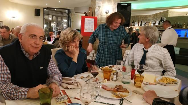 A cena... con Montecchio: cibo e post-it per riflettere su come la comunità percepisce sé stessa