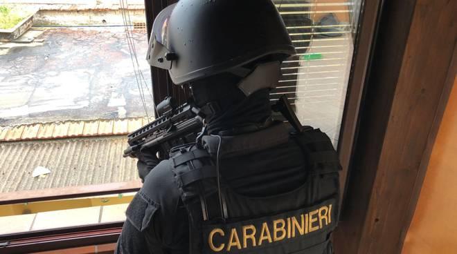 Tiratore scelto del Gis carabinieri