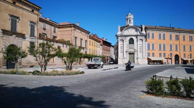 piazza del cristo