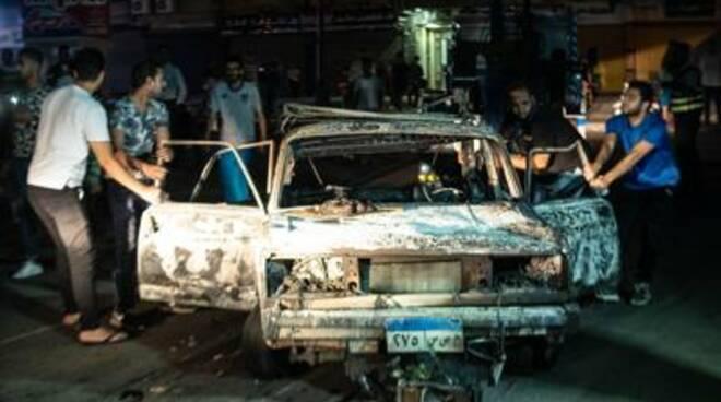 L'auto-bomba