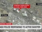 Strage a El Paso, texas