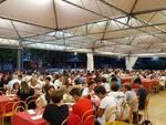Uno dei ristoranti del Festival d'Enza