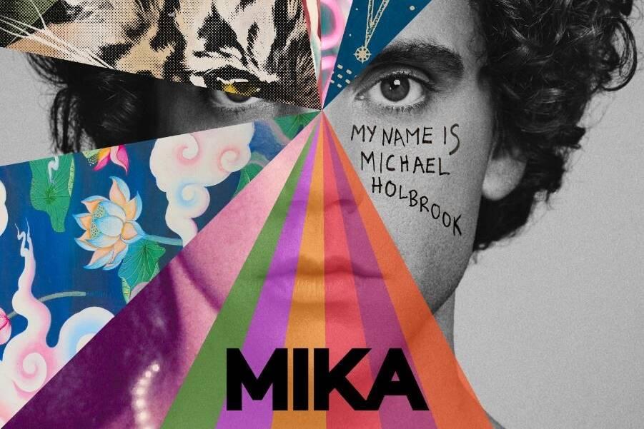 Esce oggi il nuovo disco di Mika