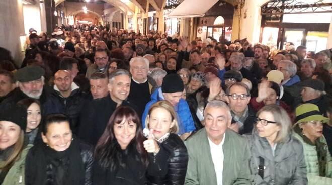 Savini a Reggio