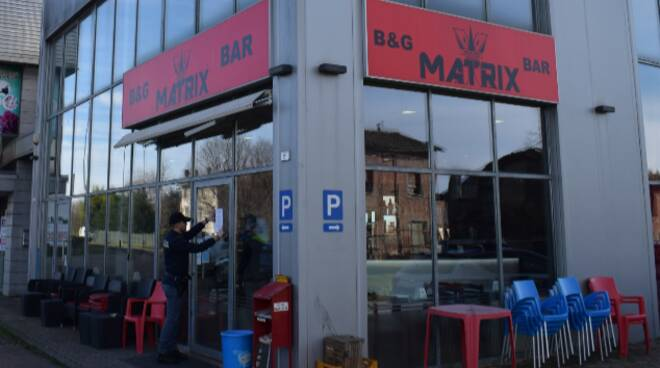 Bar Matrix