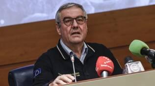 Angelo Borrelli, capo nazionale della Protezione civile