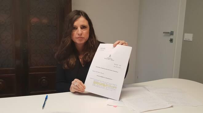 L'avvocato Paola Soragni