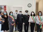 L'inaugurazione della nuova sede della Polizia locale della Bassa