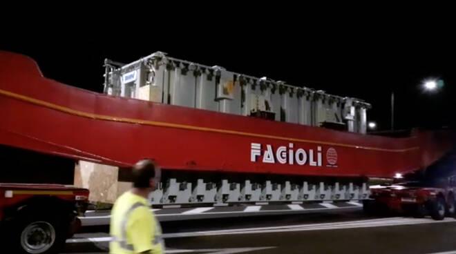 Il convoglio Fagioli