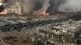 Il disastro di Beirut
