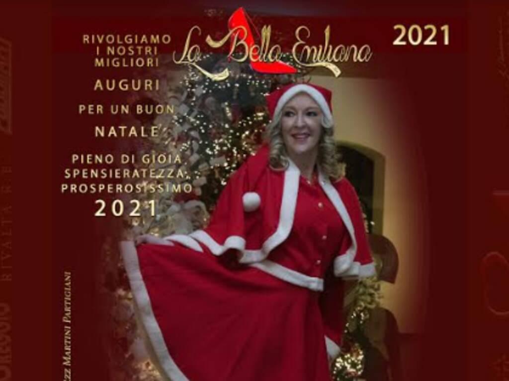Natale 2021 Calendario.E Uscito Il Calendario 2021 De La Bella Emiliana Reggiosera